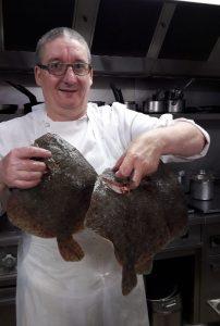 chef cuisinier du restaurant le canal En Essonne