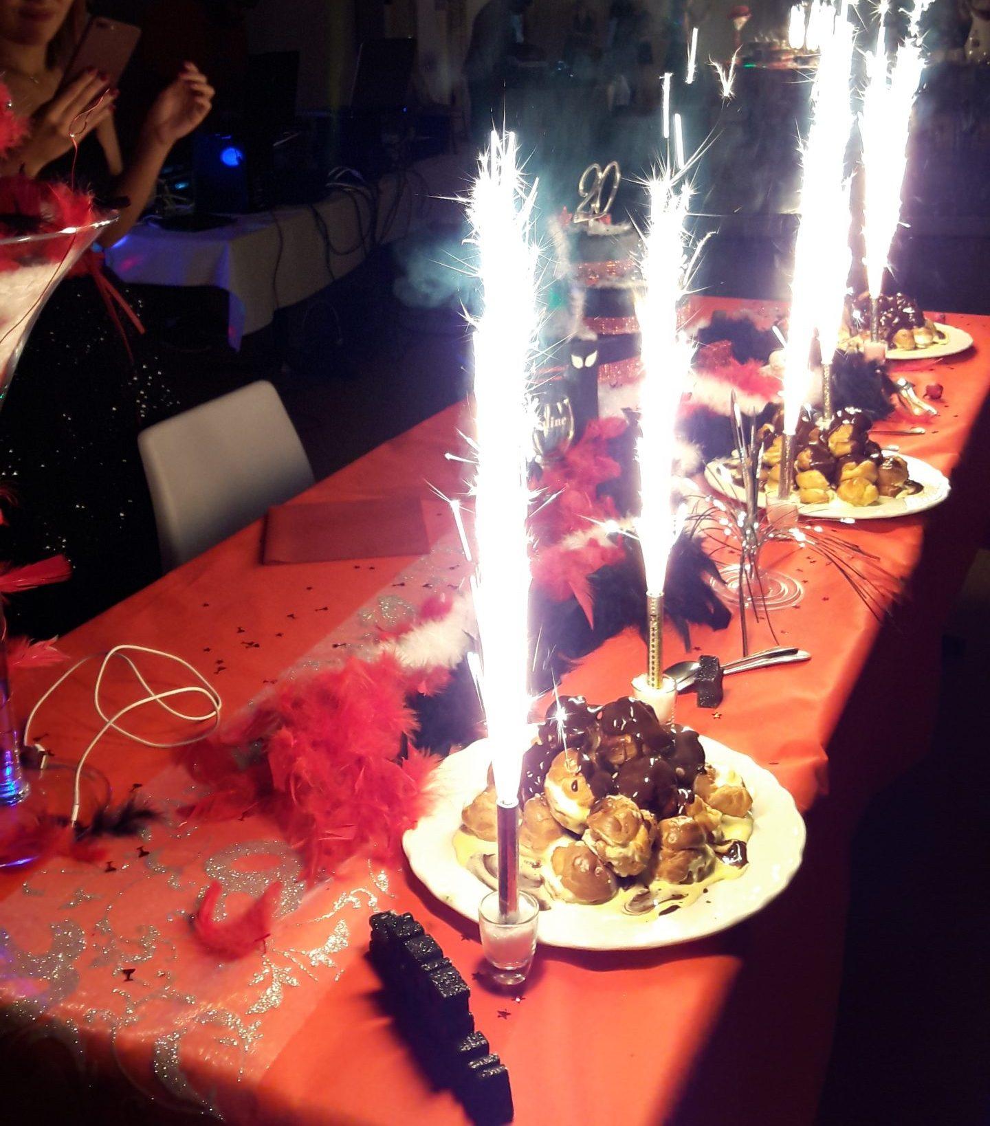 organisation anniversaire festif et gourmand - traiteur le canal