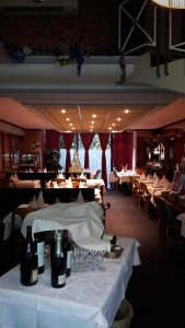 salle restaurant le canal evry