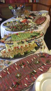 buffet-salé-restaurant le canal-traiteur mister T