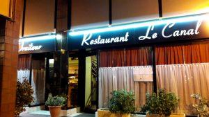 Facade du Restaurant traiteur le canal Evry-Courcouronnes