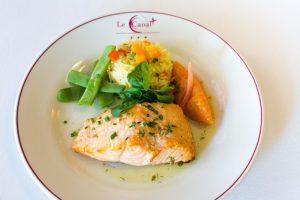 pavé-saumon-restaurant le canal-traiteur mister T