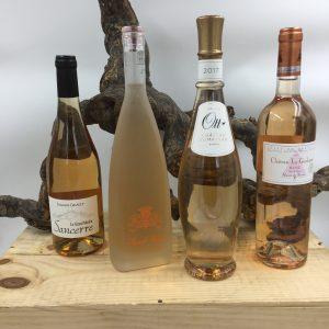 Chateau la Gordonne vin rosé - le canal restaurant et traiteur