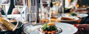repas spécial noel nouvel an restaurant le canal evry - traiteur essonne
